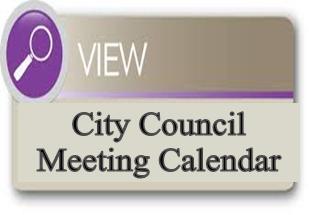 City Council Calendar link