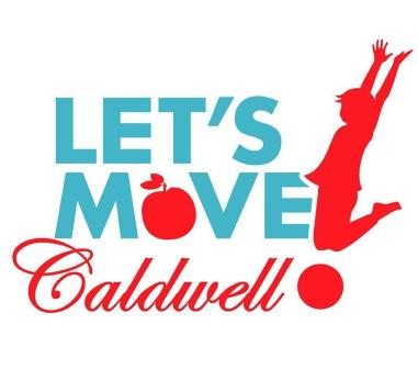 Let's Move Caldwell logo