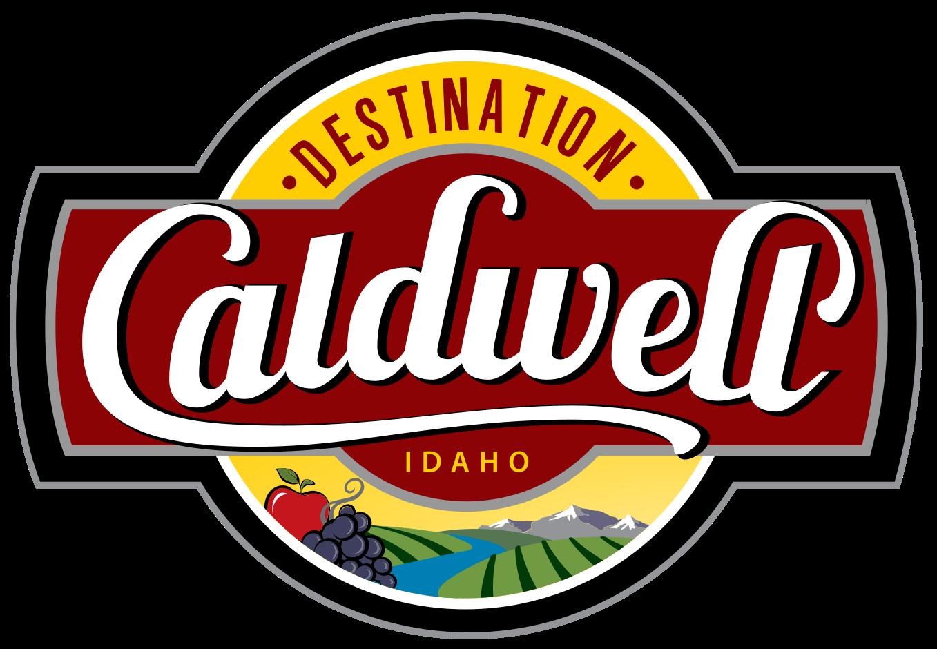 Destination Caldwell logo