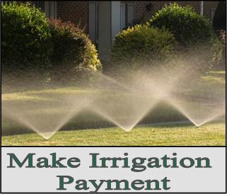 Make irrigation payment icon
