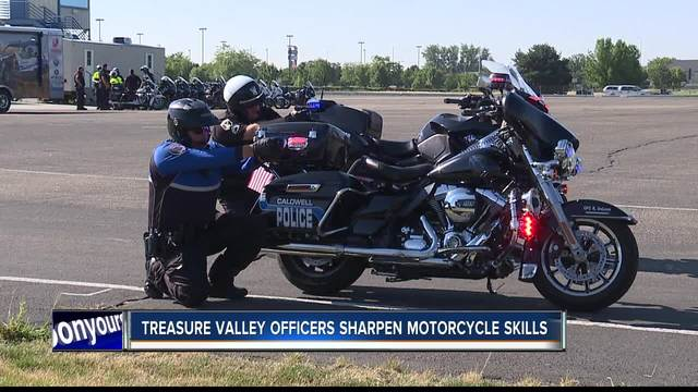 Treasure valley officers MC 2017 - Vid