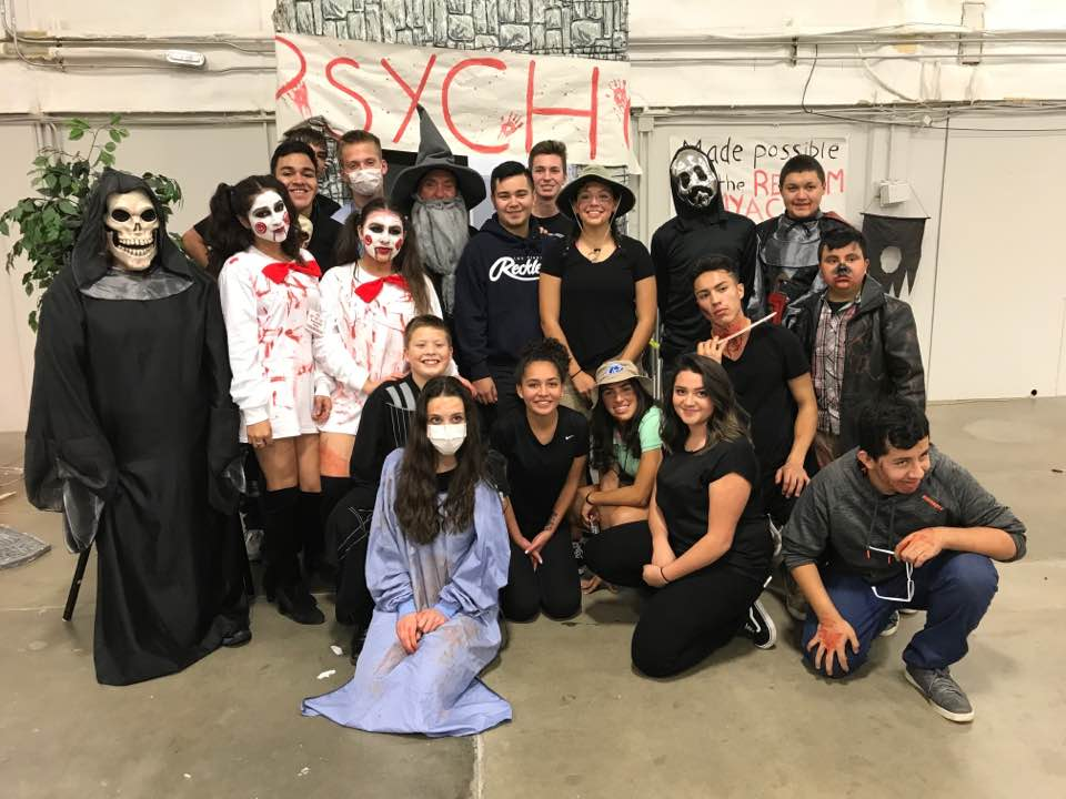 Mayor's Youth halloween 2017