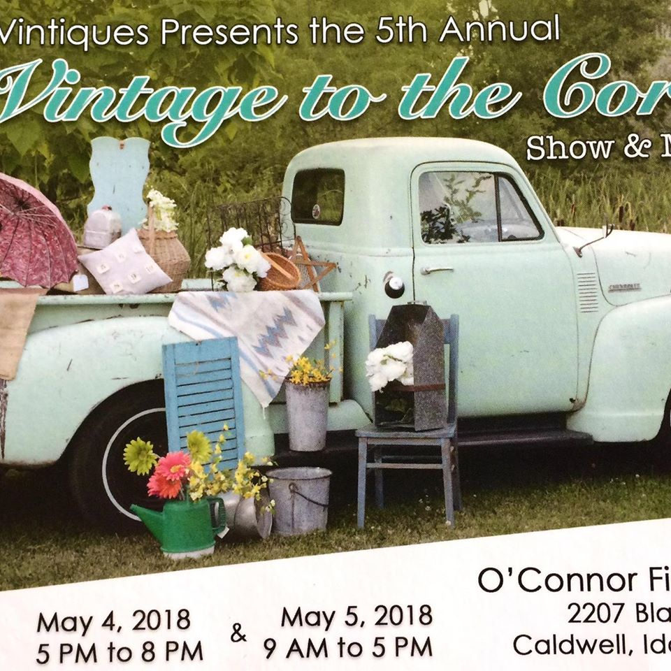 Vintage to the Core | Calendar Meeting/Event List | Caldwell, ID