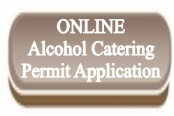 Link for online alcohol catering permit appl.