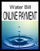 Pay my water bill