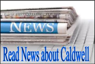 Read News About Caldwell link