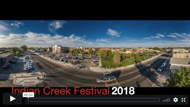 Indian Creek Festival 2018 video link