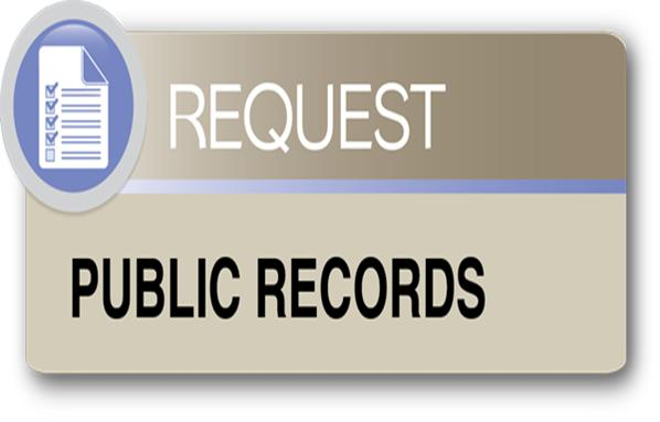 Request Public Records Request